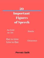 20 Important Figures of Speech
