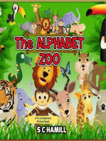 The Alphabet Zoo. A to Z Children's Picture Book.