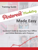 Pinterest Marketing Made Easy