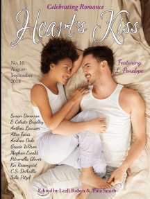 Heart's Kiss: Issue 10, August-September 2018: Featuring L. Penelope: Heart's Kiss, #10