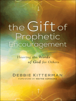 The Gift of Prophetic Encouragement
