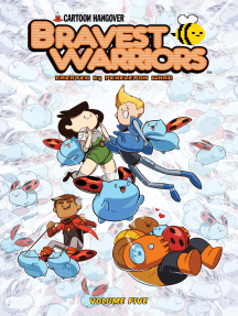 Bravest Warriors Vol. 5