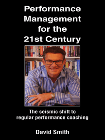 Performance Management for the 21st Century: The Seismic Shift to Regular Performance Coaching