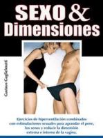 Sexo y Dimensiones