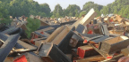Coffins Smashed, Seized, Exhumed In China As Province Bans Burials To Save Land