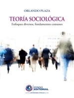 Teoría sociológica: Enfoques diversos, fundamentos comunes