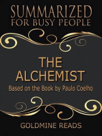 The Alchemist - Summarized for Busy People