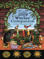 Llewellyn's 2019 Witches' Companion