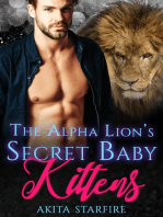 The Alpha Lion's Secret Baby Kittens