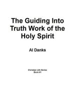 The Guiding Into Truth Work of the Holy Spirit