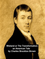 Wieland, or The Transformation: An American Tale
