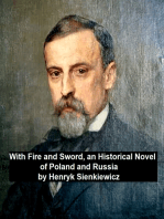With Fire and Sword, an Historical Novel of Poland and Russia