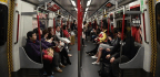 When Hong Kong Commuters Take The Subway, Their Microbes Mix — And Spread