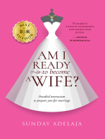Am I Ready to Become a Wife?