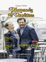 Rhapsody of Realities August 2018 Edition