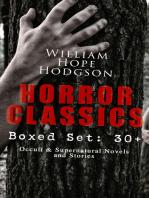 HORROR CLASSICS - Boxed Set