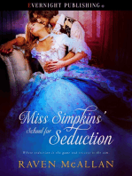 Miss Simpkins' School for Seduction