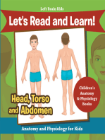 Let's Read and Learn! Head, Torso and Abdomen