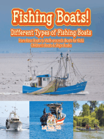 Fishing Boats! Different Types of Fishing Boats