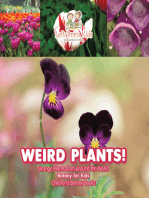 Weird Plants! Strange Plants from Around the World - Botany for Kids - Children's Botany Books