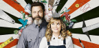 Crafty Nick Offerman on 'Making It'