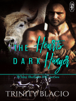 The Heart's Dark Hunger Part One Dark Horse's Story