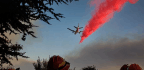Conditions Threaten To Stoke Already Vast Wildfires In Northern California