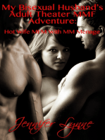 My Bisexual Husband's Adult Theater MMF Adventure