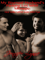 My Bisexual Husband's Parking Lot MMF Ménage