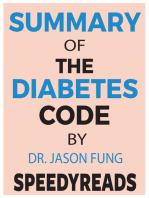 Summary of The Diabetes Code