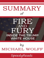 Summary of Fire and Fury