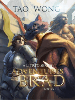 Adventures on Brad - Books 1 - 3