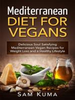 Mediterranean Diet for Vegans