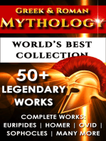 Greek and Roman Mythology - World's Best Collection
