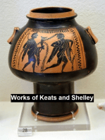 Works of Keats and Shelley