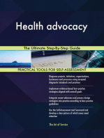 Health advocacy The Ultimate Step-By-Step Guide
