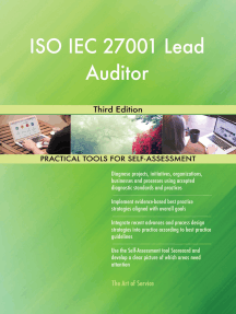 ISO IEC 27001 Lead Auditor Third Edition