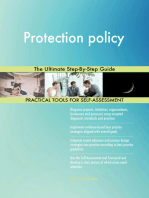Protection policy The Ultimate Step-By-Step Guide