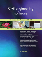 Civil engineering software Complete Self-Assessment Guide
