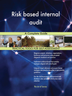 Risk based internal audit A Complete Guide