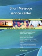 Short Message service center Standard Requirements