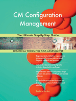 CM Configuration Management The Ultimate Step-By-Step Guide