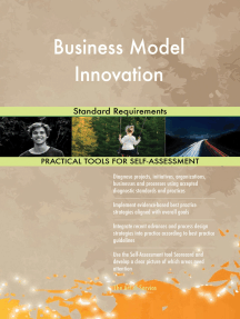 Business Model Innovation Standard Requirements