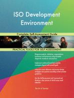 ISO Development Environment Complete Self-Assessment Guide