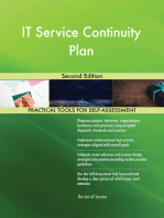 IT Service Continuity Plan Second Edition