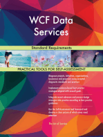 WCF Data Services Standard Requirements