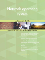 Network operating system A Complete Guide