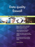 Data quality firewall The Ultimate Step-By-Step Guide
