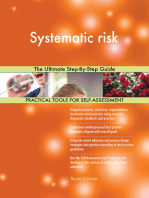 Systematic risk The Ultimate Step-By-Step Guide