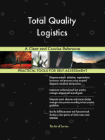 Total Quality Logistics A Clear and Concise Reference